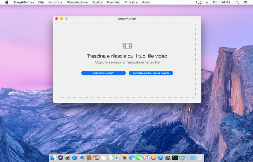 [MAC] SnapMotion 4.3.23 macOS - ITA