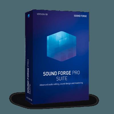 MAGIX SOUND FORGE Pro Suite 14.0.0.33 - ENG