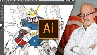Udemy - Adobe Illustrator CC - Il corso essenziale da zero ad esperto (65-65) - ITA