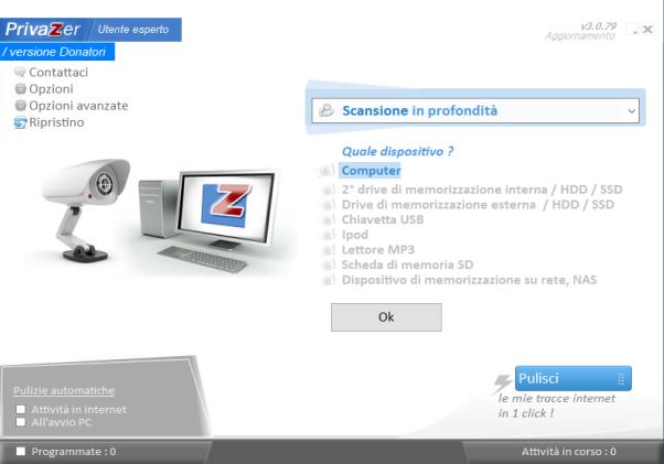 [PORTABLE] PrivaZer 3.0.84.0 Donors Version Portable - ITA