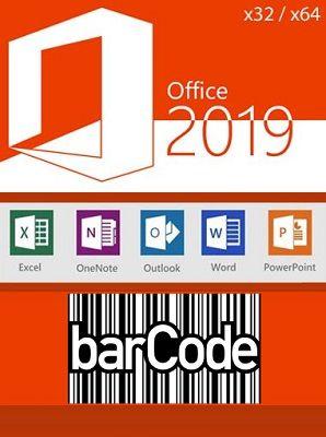 Microsoft Office Professional Plus VL 2019 AIO 2 in 1 - v1810 (Build 11029.20079) - ITA