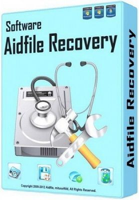 [PORTABLE] Aidfile Recovery Software 3.7.0.7 Portable - ENG