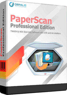 ORPALIS PaperScan Professional Edition 3.0.60 - ENG