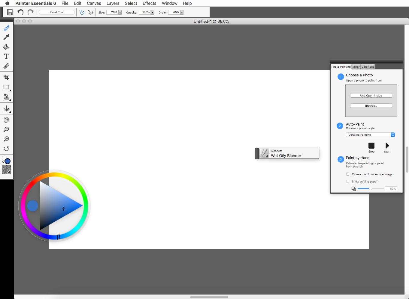 [MAC] Corel Painter Essentials 6.1.0.238 MacOSX - ENG
