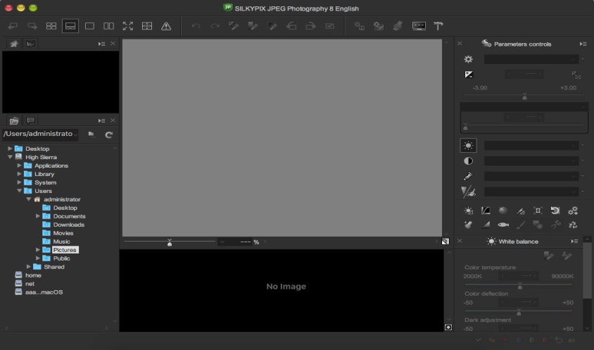 [MAC] SILKYPIX JPEG Photography 9E 9.2.14.0 macOS - ENG