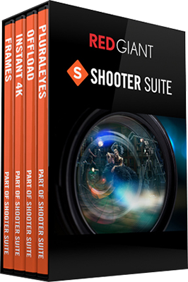 [MAC] Red Giant Shooter Suite v13.1.11 MacOSX - ENG
