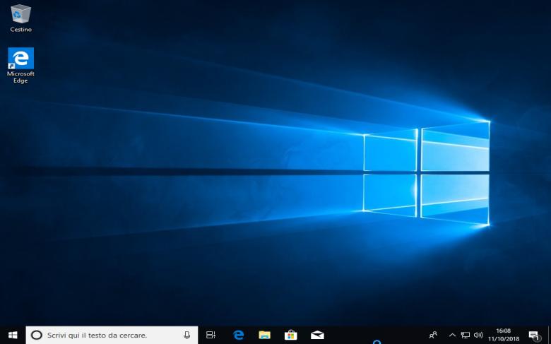 Microsoft Windows 10 Enterprise v1809   Office 2019 Professional Plus - Novembre 2018 - ITA