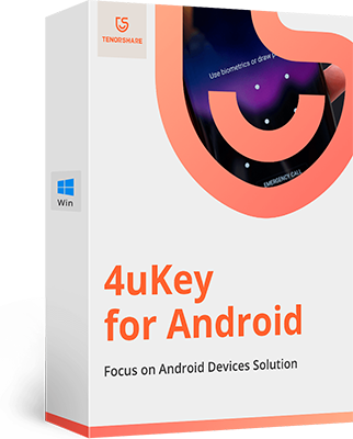 Tenorshare 4uKey for Android v2.1.0.12 - ENG