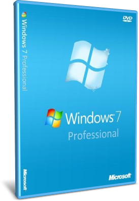 Microsoft Windows 7 Sp1 Professional All-In-One - Ottobre 2019 - ITA