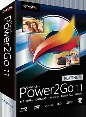 [PORTABLE] CyberLink Power2Go Platinum v11.0.2330.0 - Ita