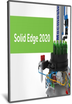 Siemens Solid Edge 2020 MP07 build 220.00.07.03 x64 - ITA
