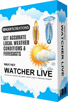 Weather Watcher Live 7.2.109 - ENG