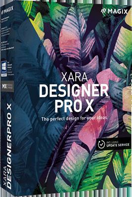 Xara Designer Pro X v15.0.0.52427 - ENG