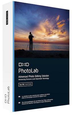 [MAC] DxO PhotoLab 3 ELITE Edition v3.3.0.54 macOS - ENG