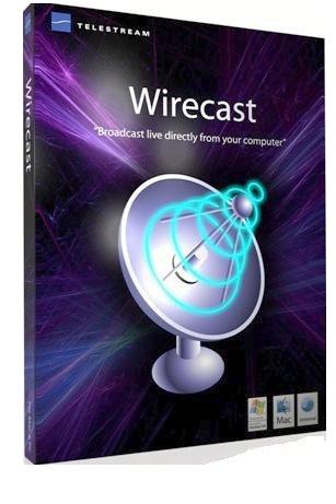[MAC] Telestream Wirecast Pro 13.1.0 macOS - ITA