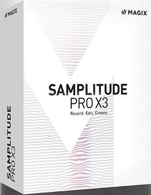 MAGIX Samplitude Pro X3 v14.2.0.296 - ITA