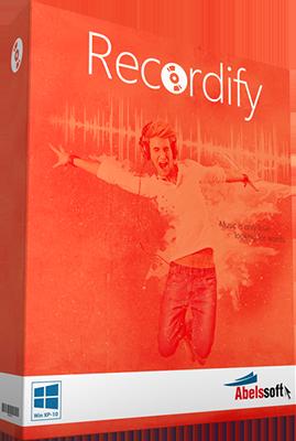Abelssoft Recordify 2019 v4.02 - ENG
