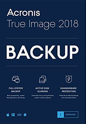 Acronis True Image 2018 Build 10410   BootCD - ITA