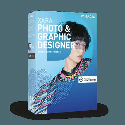 Xara Photo & Graphic Designer v16.3.0.57723 64 Bit - ENG