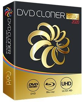 DVD-Cloner Gold 2020 17.00 Build 1453 - ITA