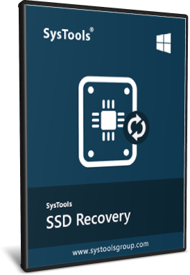 SysTools SSD Data Recovery v4.0.0.0 - ENG