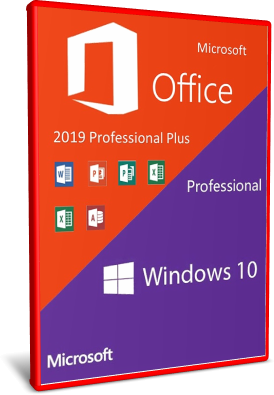 Microsoft Windows 10 Pro v1909   Office 2019 Professional Plus - Ottobre 2019 - ITA