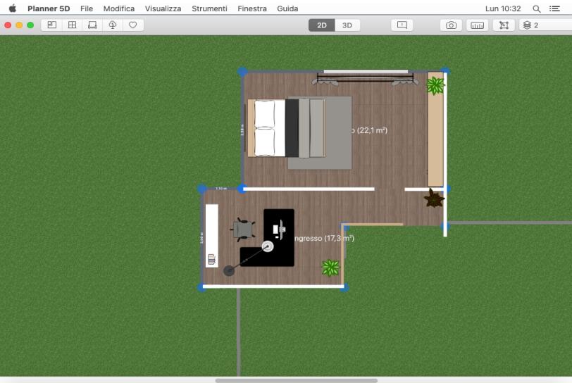 [MAC] Planner 5D 4.2.30 macOS - ITA