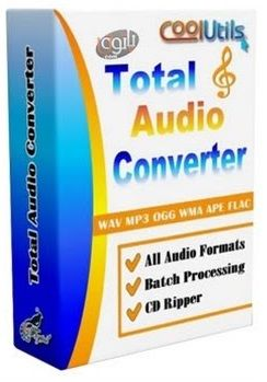 CoolUtils Total Audio Converter 5.3.0.219 - ITA
