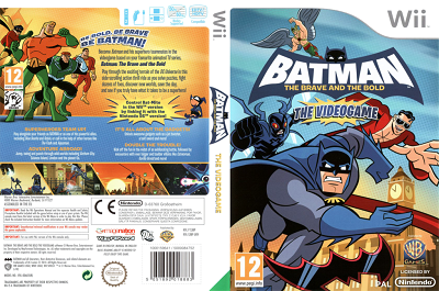 [WII] Batman: The Brave and the Bold - Il Videogioco (2010) - ITA
