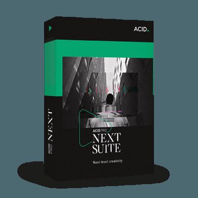 MAGIX ACID Pro Next Suite v1.0.3.30 - ENG
