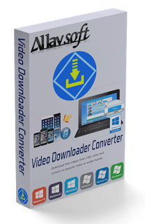 [MAC] Allavsoft Video Downloader Converter 3.22.6.7466 macOS - ENG