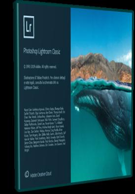 Adobe Lightroom Classic CC 2020 v9.1.0.10 64 Bit - ITA