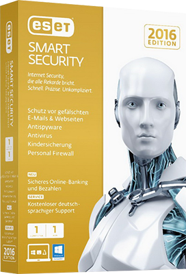 ESET Smart Security v10.1.219.0 - ITA