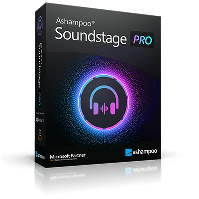 Ashampoo Soundstage Pro v1.0.2 - ITA