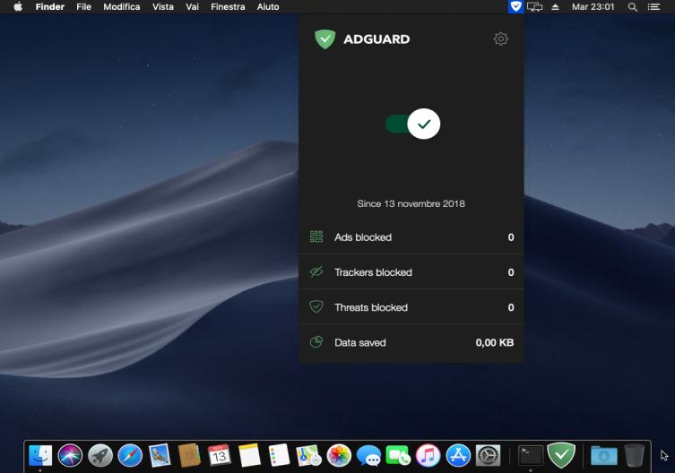[MAC] Adguard 2.1.5 (626) macOS - ITA