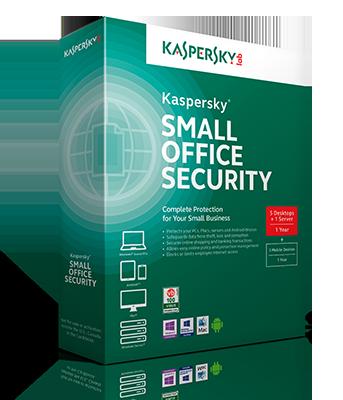 Kaspersky Small Office Security v17.0.0.611.0.2245.0 - ITA
