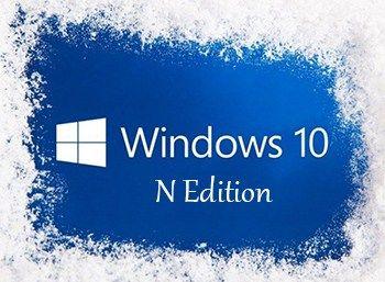 Microsoft Windows 10 N Editions v1809 All-In-One 12 in 1 - Dicembre 2018 - ITA