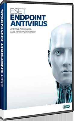 ESET Endpoint Antivirus v6.5.2107.1   Licenza a Vita - ITA