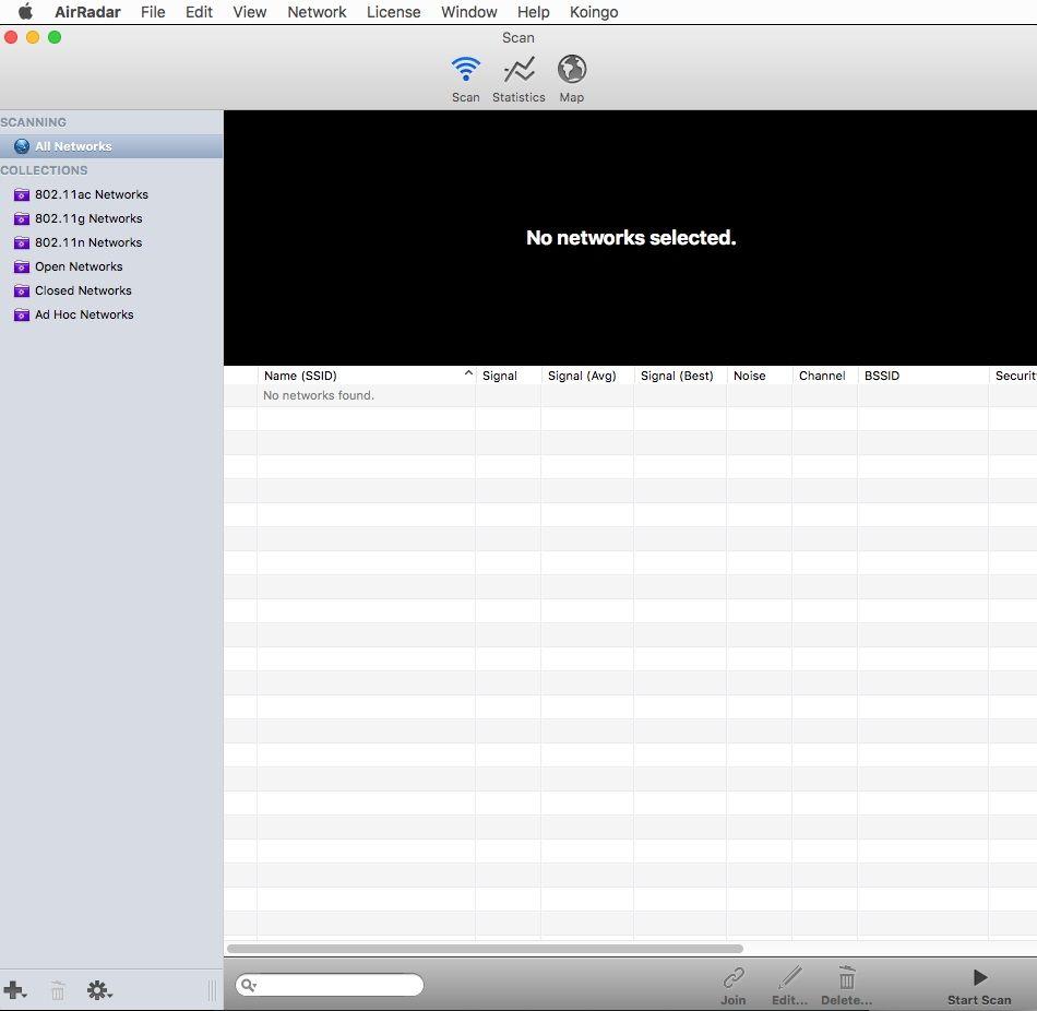 [MAC] AirRadar 5.0.6 macOS - ENG