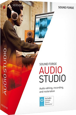 MAGIX Sound Forge Audio Studio v12.6.0.352 - ENG