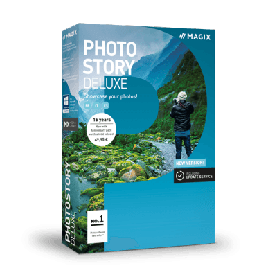 MAGIX Photostory Deluxe 2018 v17.1.1.92 64 Bit - ITA
