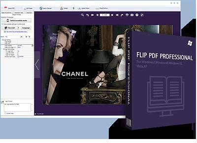 FlipBuilder Flip PDF Professional 2.4.9.32 - ITA
