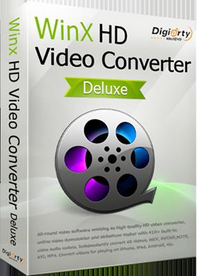 [PORTABLE] WinX HD Video Converter Deluxe v5.11.0.294 Build 13.11.2017 Portable - ENG