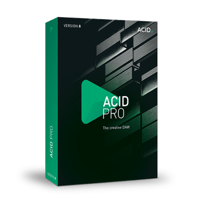 MAGIX ACID Pro v8.0 Build 143 x64 - ENG