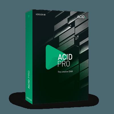 MAGIX ACID Pro v9.0.3.30 - ENG