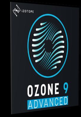 iZotope Ozone Advanced 9 v9.1 x64 - ENG