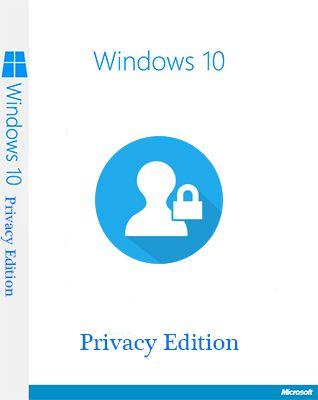 Microsoft Windows 10 Pro 1703 Privacy Edition 64 Bit - Agosto 2017 - Ita
