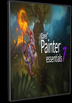 Corel Painter Essentials 7.0.0.86 64 Bit - ENG