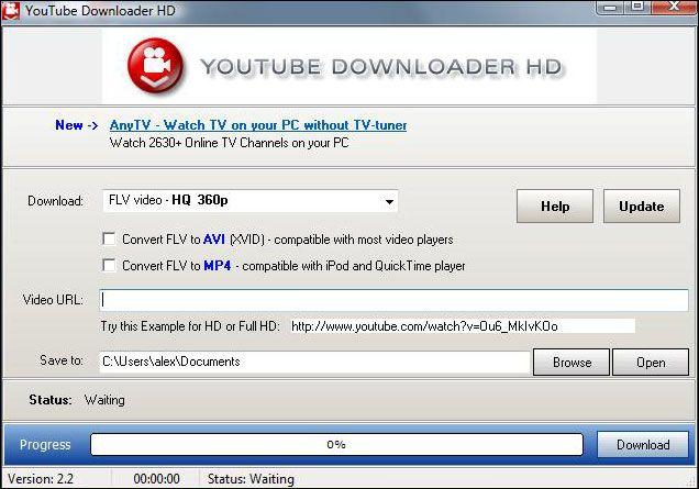 Youtube Downloader HD 2.9.9.60 - ENG