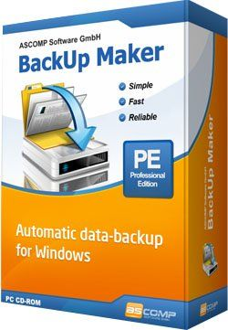 BackUp Maker Professional v7.502 - ITA